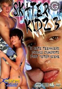 Skater Kidz 3 (Gordi) DVDR (NC)