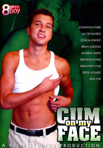 Cum on My face (Helix) DVD (S)