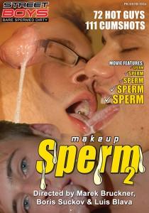 Sperm 2 DVD - Front