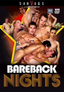 Bareback Nights DVD
