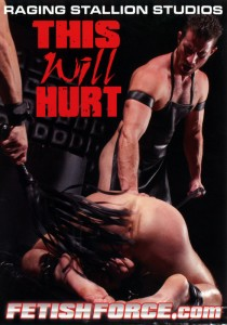 This Will Hurt DVD (S)