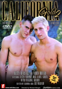 California Gold 2 DVDR (NC)