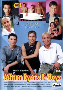 Ashton Ryan's B-boys DVD