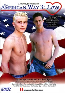 The American Way 3: Love DVD (NC)
