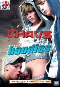 Chavs vs Hoodies DVDR (NC)