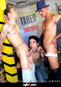 Taken & Tortured (Director's Cut) DVDR (NC)