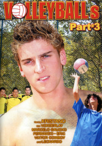 Volleyballs Part 3 DVD (NC)