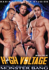 High Voltage DVD (S)