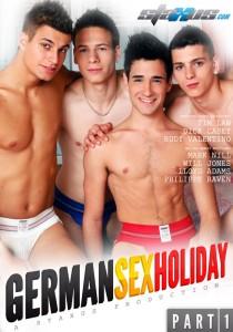German Sex Holiday Part 1 DVDR (NC)