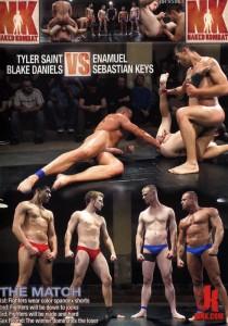 Naked Kombat 1 DVD (S)