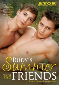 Rudy's Summer Friends DVD