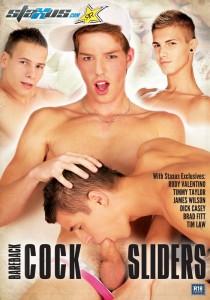 Bareback Cock Sliders DVDR (NC)