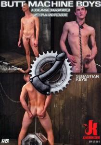 Butt Machine Boys 14 DVD (S)
