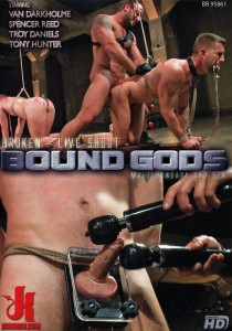 Bound Gods 26 DVD (S)