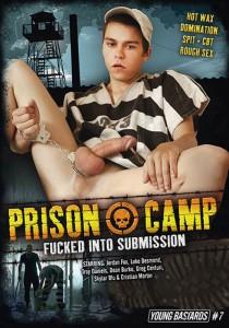 Prison Camp DVD