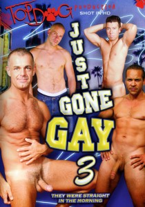 Just Gone Gay 3 DVD