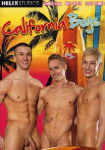 California Boys DVD (S)