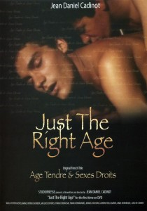 Just The Right Age DVDR (NC)