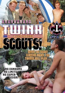 Twink Scouts! DVDR (NC)