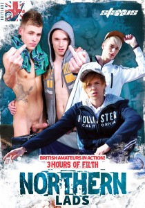 Northern Lads DVD (NC)