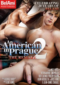 An American In Prague - The Remake 2 DVD (S)