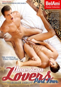American Lovers Part Four DVD (S)