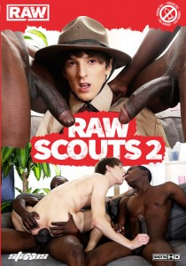 Raw Scouts 2 DVDR (NC)
