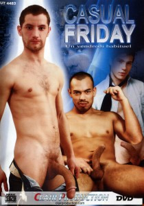 Casual Friday DVD (S)