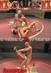 Naked Kombat 30 DVD (S)