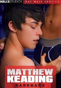 Matthew Keading Bareback DVD (S)
