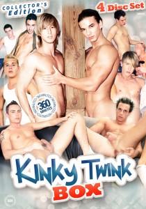 Kinky Twink Box DVD