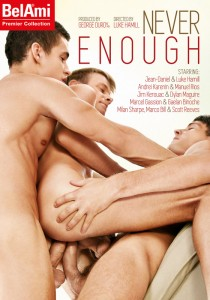 Never Enough (BelAmi) DVD (S)