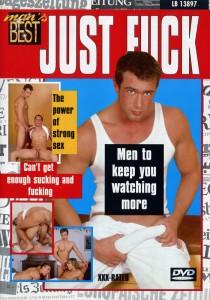 Just Fuck DVD