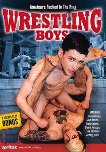 Wrestling Boys DVD