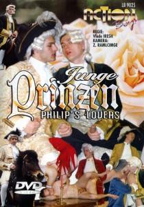 Junge Prinzen - Philip's Lovers DVDR (NC)