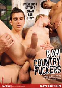 Raw Country Fuckers DVDR (NC)