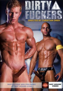 Dirty Fuckers (Hot House) DVD (S)