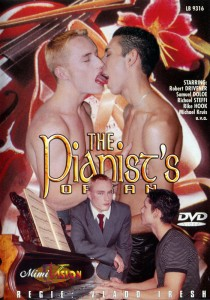 The Pianist's Organ DVD (NC)