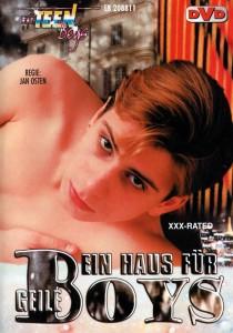 Ein Haus Für Geile Boys DVD