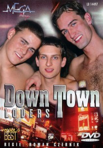Down Town Lovers DVD