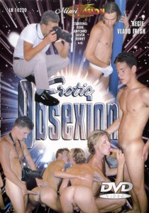 Erotic Obsexion DVDR (NC)