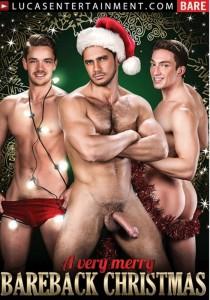 A Very Merry Bareback Christmas DVD