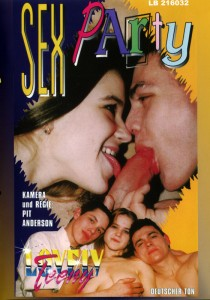 Sex Party DVD