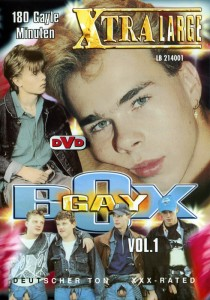 Gay Box Vol 1 DVD (NC)