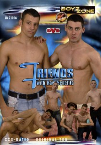 Friends With Raw Benefits DVDR (NC)