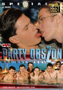 Party Obszön Hot Boyscout DVDR