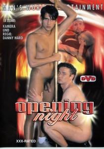 Opening Night DVDR