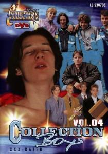 Collection Boys 4 DVDR