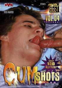 Cum Shots Vol. 4 DVDR