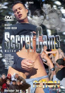 Secret Cams DVDR